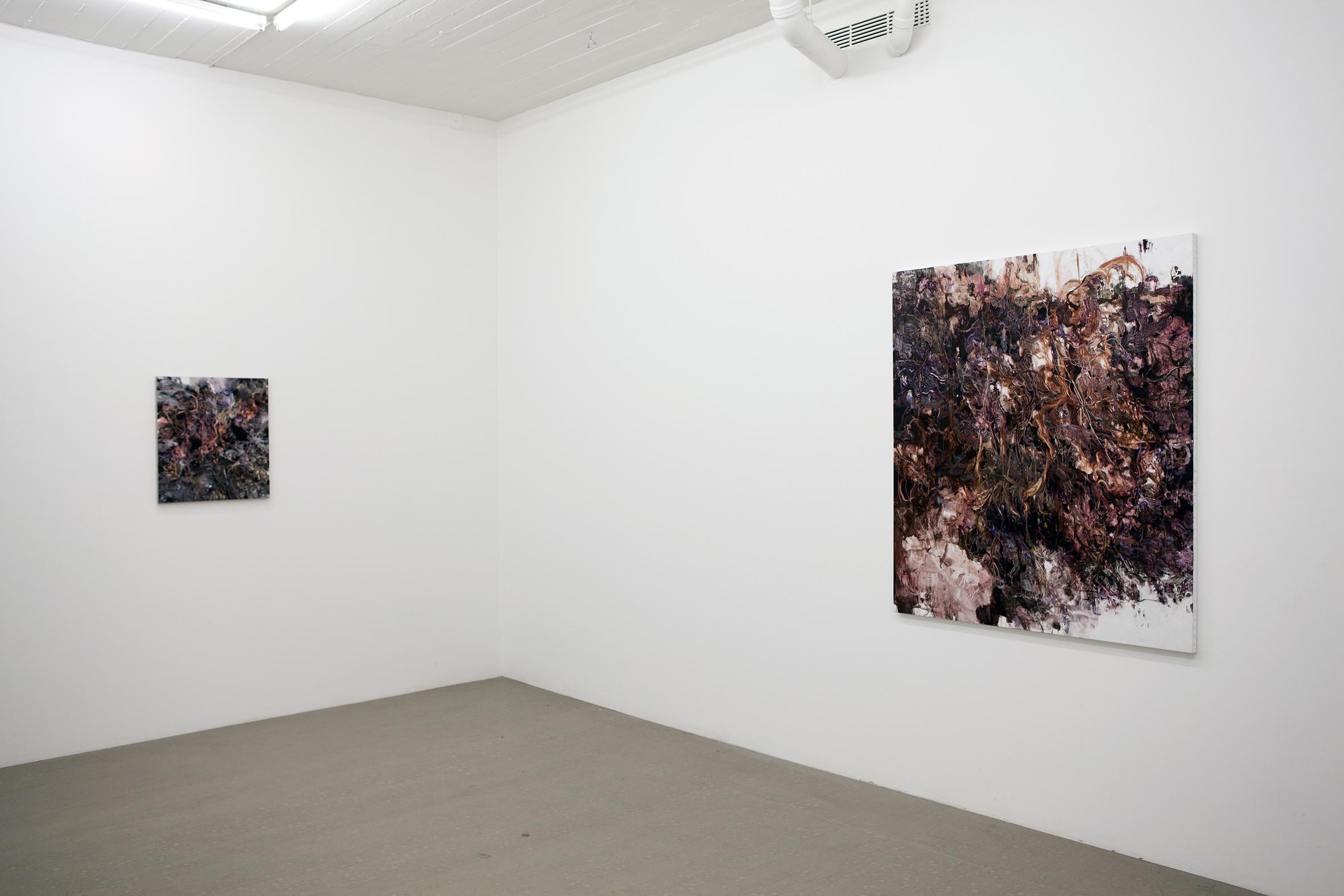 Christina Ekstrand, Installation view, S.P.G, 2016
